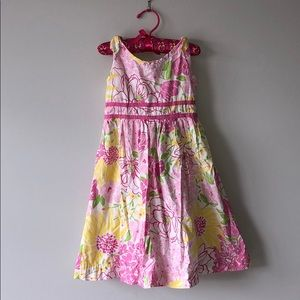 Lilly Pulitzer girls summer dress